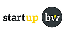 Logo Start-up BW